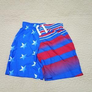 Wonder Nation Swim Shorts Size S